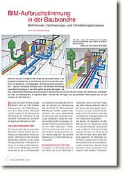 Wie profitieren Planer von der BIM Methode? Definitionen, Normierungs- und Umstellungsprozesse