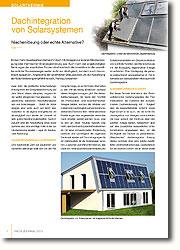 Auch nach den angekündigten Senkungen der staatlichen Fördermittel wird sich die Investition in die umweltfreundliche Sonnenenergie weiter nicht nur ökologisch, sondern auch ökonomisch auszahlen. Angesichts der überhitzten Diskussionen um die Absenkung der Solarförderung empfiehlt es sich, Ruhe zu bewahren