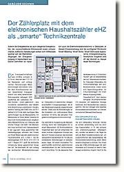 Der Zählerplatz als Smart Metering Zentrale