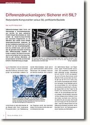 Redundante Komponenten versus SIL-zertifizierte Bauteile