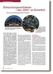 Schutz des Hamburger Mehr! Theaters