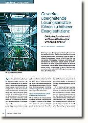 Erfahrungen aus Energiespar-Contracting-Projekten liefern den Beweis, dass sich Gebäudeautomationssysteme innerhalb weniger Jahre amortisieren. Durch den Trend zu offenen Protokollen wie BACnet, LON, EIB und KNX werden weitere Potenziale zur Einsparung von Energie- und Betriebskosten erschlossen. Derzeit arbeitet die MSR-/ GA-Branche an neuen Regelungs strategien, die das Speicherverhalten von Gebäuden mittels Wetterprognose-Regelung nutzen. In Verbindung mit einem Raumautomationssystem sollen so zusätzliche Energieeinsparungen von bis zu 30 % möglich sein.