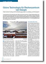 Data Center Cooling mit Hochleistungspumpen zuverlässig und ökologisch