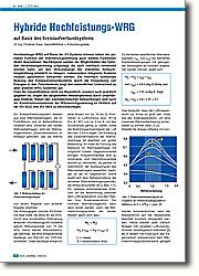 Hybride Hochleistungs-WRG auf Basis des Kreislaufverbundsystems. Hochleistungs-WRG auf Basis der KV-Systeme können neben der primären Funktion der Wärmerückgewinnung auch weitere Funktionen direkt übernehmen. Nachfolgend werden die Möglichkeiten der hybriden Verdunstungskühlung aufgezeigt, die auch mehrfach verwendet werden kann, um den Wirkungsgrad der indirekten Befeuchtungskühlung erheblich zu steigern.