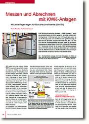 Aktuelle Regelungen für Blockheizkraftwerke (BHKW)