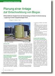Wirtschaftlicher Vergleich bei der Verwendung von Eisen-II-chlorid-Lösung - Lagerung in einem doppelwandigen Tank