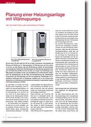 Mit der neuen VDI 4645 greift der VDI die im Markt vorhandenen Unsicherheiten bei Planung und Ausführung von Heizungsanlagen mit Wärmepumpen auf.