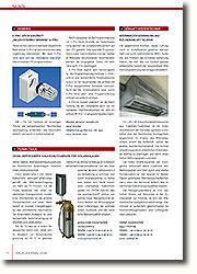 Produktneuheiten der Ausgabe 2008: Alle Meldungen der Ausgabe zusammengefasst