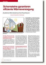 Zusätzlicher Wärmebedarf auch bei Passivhäusern