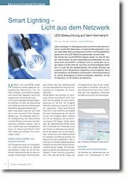 LED-Beleuchtung auf dem Vormarsch