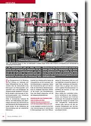 Hydraulischer Abgleich von Heiz- und Kühlkreisläufen