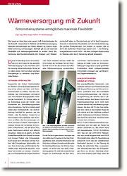 Schornsteinsysteme ermöglichen maximale Flexibilität
