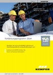 Kemper Fortbildungsprogramm 2014