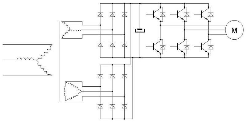 12-Puls-Konfiguration