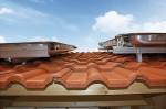 SKR500 Vergleich am Dach